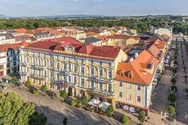 Kurhaus Savoy Repubblica Ceca