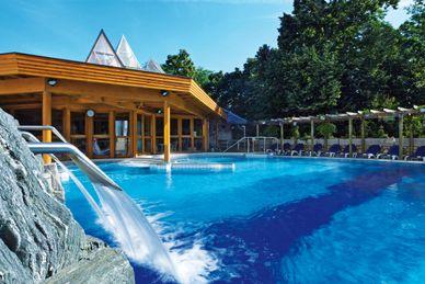 Thermal Hévíz Ensana Health Spa Hotel Ungheria