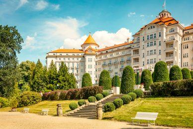 Hotel Imperial Repubblica Ceca