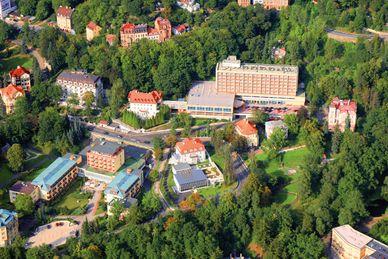 Spa Resort Sanssouci Repubblica Ceca