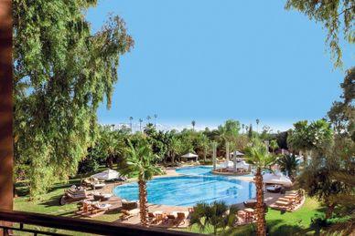 Es Saadi Hotel - Marrakech Resort   Marocco
