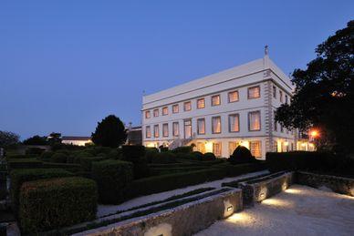Tivoli Palácio de Seteais Portogallo