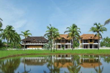 Meiveda Ayurveda Beach Resort India