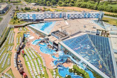 Aquapalace Hotel Praga Repubblica Ceca