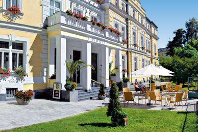 Monti Spa Hotel Repubblica Ceca