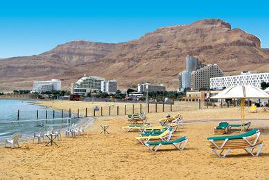 Daniel Dead Sea Israele