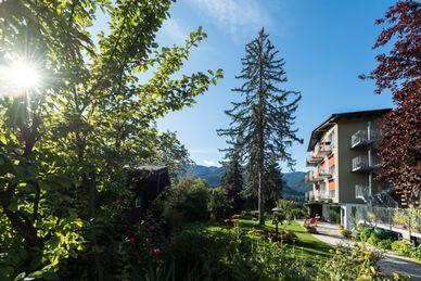 Yoga all'Eco Park Hotel Azalea Italia