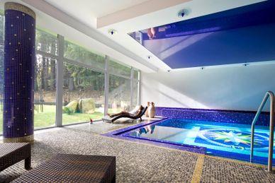 Spa & Wellnesshotel St. Moritz Repubblica Ceca