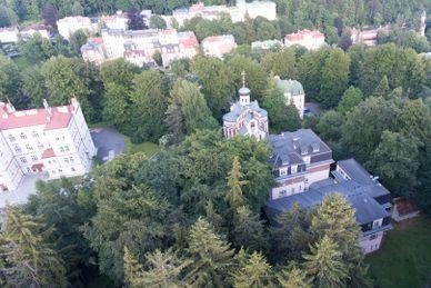 Hotel Richard Repubblica Ceca
