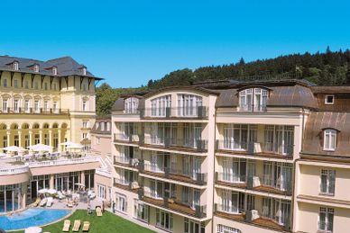 Falkensteiner Hotel Grand Spa Marienbad Repubblica Ceca