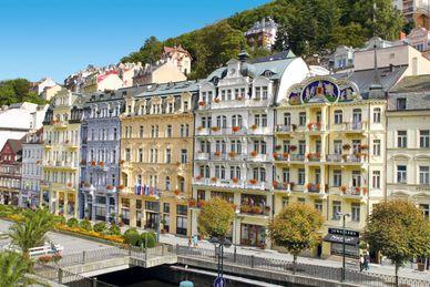 ASTORIA Hotel & Medical Spa Repubblica Ceca