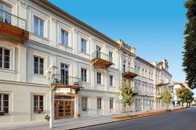 Spa & Kurhotel Praha Repubblica Ceca