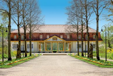 Kurhaus Bad Bocklet Germania