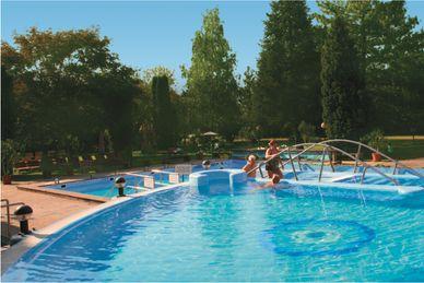 Ensana Thermal Sárvár Health Spa Hotel Ungheria