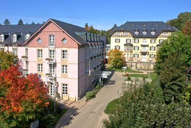 Relax all`Hotel Bad Steben Germania