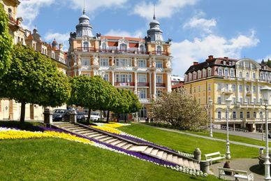Hvězda Ensana Health Spa Hotel Repubblica Ceca
