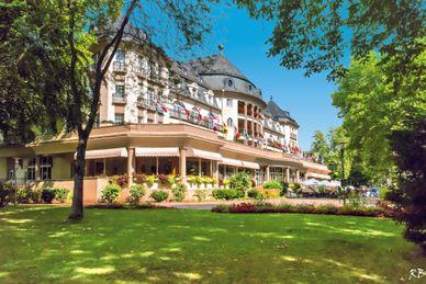 Parkhotel Kurhaus Germania