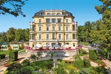 Kurhotel Imperial Repubblica Ceca