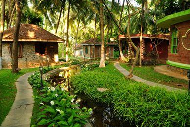 Kairali - The Ayurvedic Healing Village India