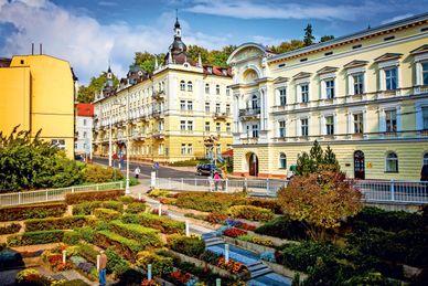Hotel Reitenberger Repubblica Ceca
