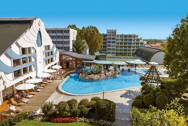 NaturMed Hotel Carbona Ungheria