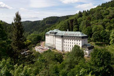 Kurhaus Radium Palace Repubblica Ceca
