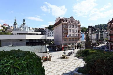 Soggiorno a Karlovy Vary
