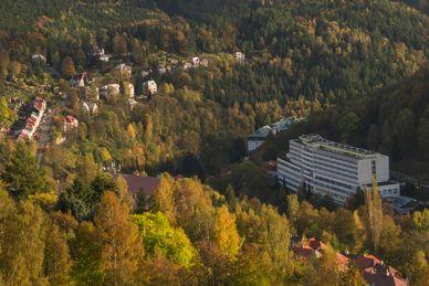 Kurhotel Behounek Repubblica Ceca