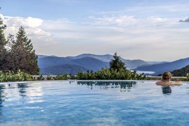 Kurhaus Cademario Hotel & Spa Svizzera