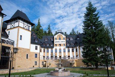 Spa Hotel Castello di Lužec Repubblica Ceca