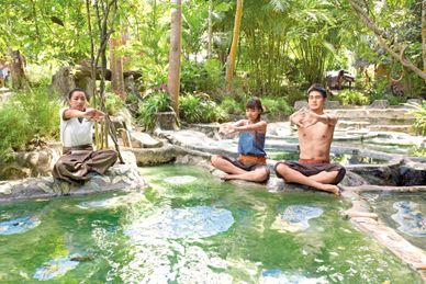 Wareerak Hot Spring & Wellness Thailandia