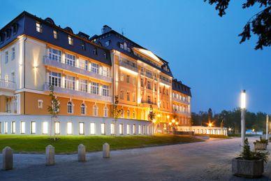 Spa & Kur Hotel Harvey Repubblica Ceca