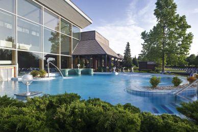 Danubius Hotel Bük Ungheria