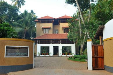 Ananda Lakshmi Ayurveda Retreat India