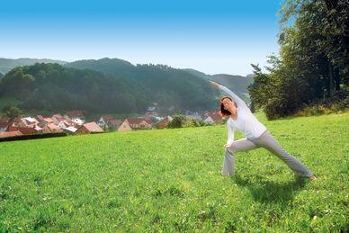 Yoga per amiche