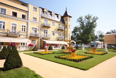 Hotel Bajkal Repubblica Ceca