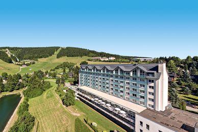 Best Western Ahorn Hotel Oberwiesenthal Germania