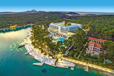 Hotel Bellevue Croazia