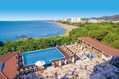 Thalasso Hotel Termas Marinas El Palasiet Spagna