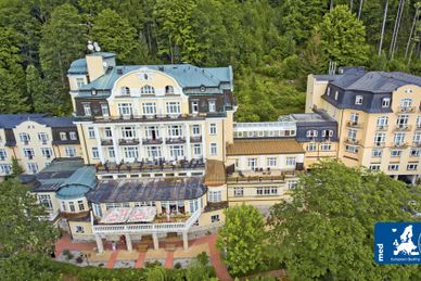 Hotel Royal Marienbad Repubblica Ceca