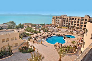 Relax sul Mar Morto/ soggiorno di cure legato al clima