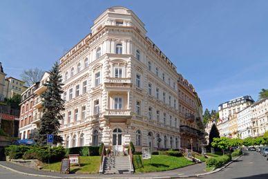 Hotel Slovan Repubblica Ceca
