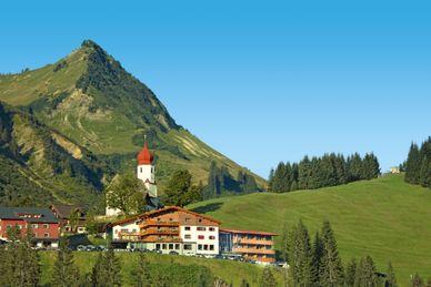 Vacanza di benessere alpino