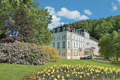 Centrální Lázně Ensana Health Spa Hotel Repubblica Ceca