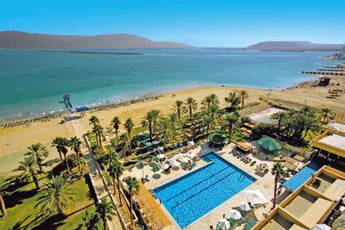 Herods Dead Sea Israele